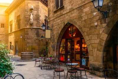 Коммерческое помещение в самом сердце Барселоны